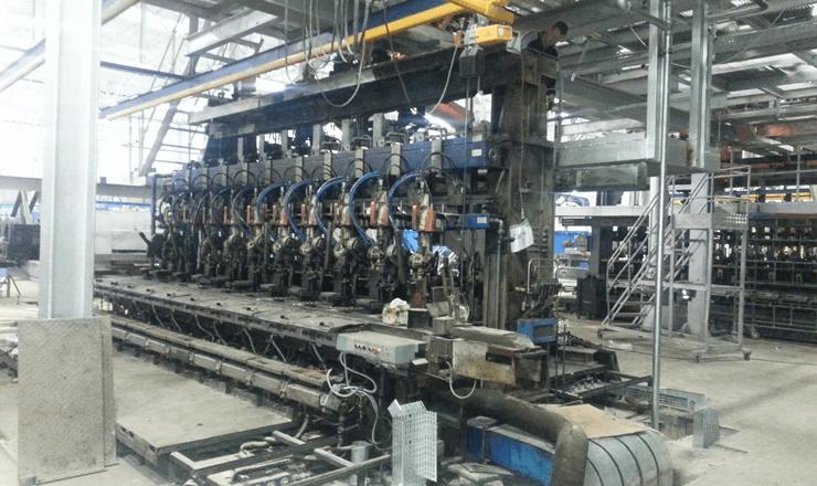 Fabrika Kurulum